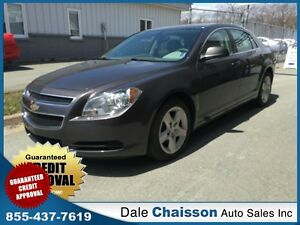 2011 Chevrolet Malibu LS  ($45 Weekly $0 Down Tax Inc.)*