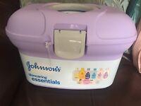 Johnson's baby skincare essentials box