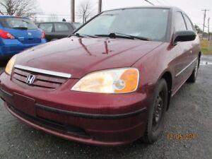 2003 Honda Berline Civic DX-G