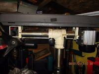 floor radial drill,