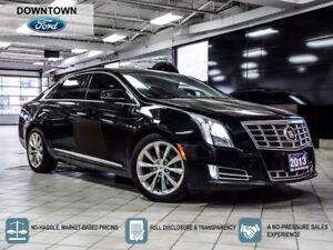 2013 Cadillac XTS Luxury Collection, Panoramic Moonroof, Navigat