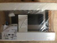 Brand new IKEA Hushalla microwave oven
