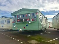 Amazing static caravan for sale at Seawick & St Osyth Holiday Park. ABI Arizona. Beach & Pool