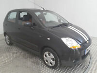2009(59)CHEVROLET MATIZ 1.0 SE BLACK,VERY LOW MILES,NEW MOT,GREAT VALUE