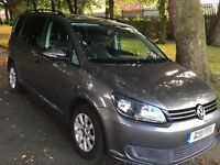 Volkswagen Touran 1.6 TDI S 5dr Diesel.. perfect 7 seater family car