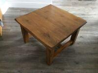 Mark Elliot Furniture Coffee Table Square - Solid Wood - £45