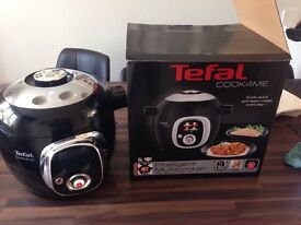 Tefal cook 4me multicooker