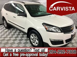 2015 Chevrolet Traverse LS -LOCAL/ONE OWNER/NO ACCIDENTS-