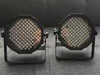 2 x ADJ Meg Par Profiles - LED lights