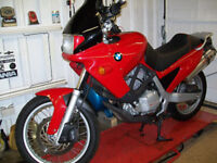 BMW F650 MOTORCYCLE
