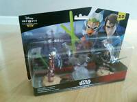 Disney Infinity 3.0 Star Wars Twilight of the Republic Play Set - Brand New