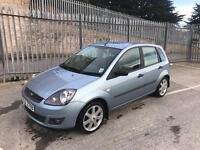 2006 Ford Fiesta Zetec 1.4 cdti