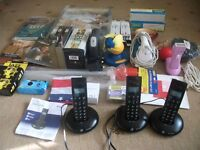 SELECTION OF HOUSEHOLD ITEMS SUITABLE FOR A BOOT SALE