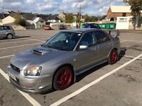 2005 Subaru Impreza STI Type UK Widetrack PPP