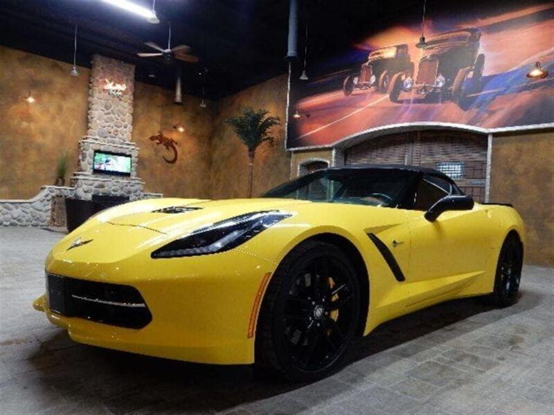 Image 3 Coche Americano usado Chevrolet Corvette 2016