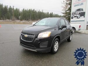 2014 Chevrolet Trax LT - 4-Wheel ABS, Heated Mirrors, 50,133 KMs