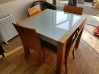Extendable kitchen table for sale