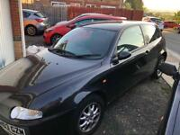 "Alfa Romeo 147 lusso"" mot Aug"" half tank of fuel drive away £260"