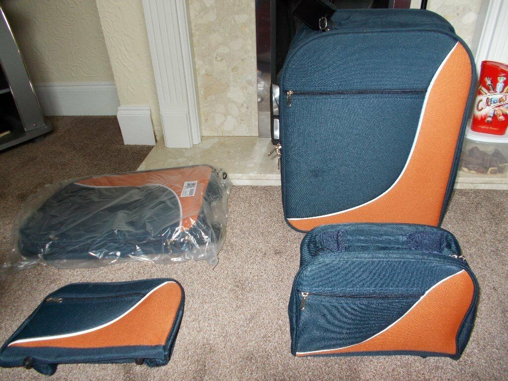 travel trolley set/ luggage set x 2 clearance sale | in Totton ...