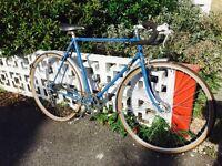 English Classic bike , Claud Butler 531 with Beautiful Lug work very clean bicycle, Touring bike