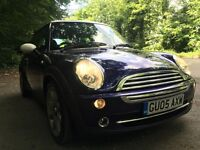 Mini Cooper 05 plate Chilli Pack, MOT, well equipped and FSH !!! SWAP/PX !!!