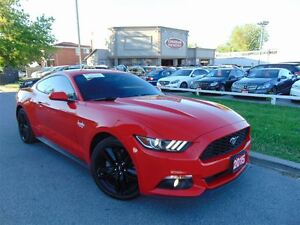 2015 Ford Mustang ECO BOOST- 6SPD MANUAL TURBO