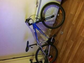 Cheap bike..... Scott.  £50 Ono