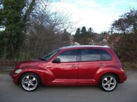 CHRYSLER PT CRUISER ONLY 1 OWNER FROM NEW FULL CHRYSLER MAIN DEALER SERVICE HISTORY