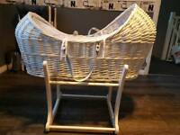 Noah moses vicar basket and stand
