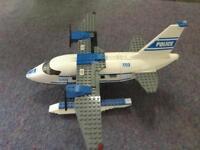 Lego City Sea plane 7723