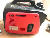 Petrol generator-sold