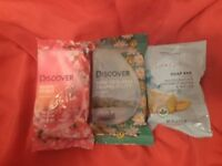 Soap bars by oriflame