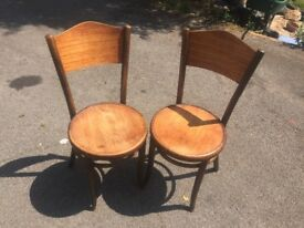 2x Chairs - identical