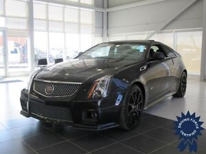 2012 Cadillac CTS-V Coupe, 6.2L V8 Gas, 4 Passenger, 25,758 KMs