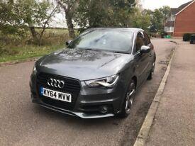 Audi A1 2.0 Black Edition
