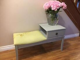 Telephone / side table