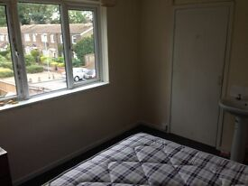 Large room in shared house