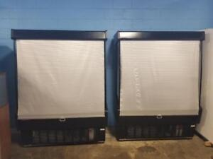 Brand new Master-bilt 5 ft grab and go open merchandiser ( scratch and dent )