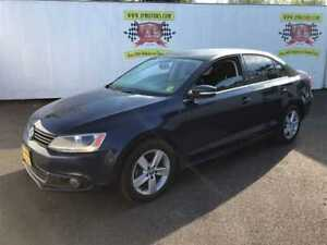 2011 Volkswagen Jetta Comfortline, Manual, Heated Seats, Diesel