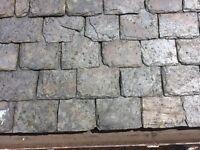 Scotch roof slates