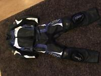 RST motor bike leathers