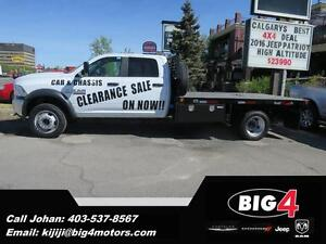 2015 Ram 5500 CABIN/Chassis SLT, BRAND NEW CLEARANCE SALE!!!