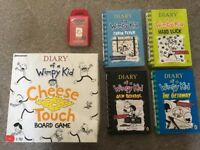 Diary of a Wimpy Kid Bundle