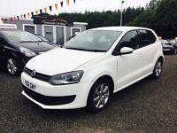 2011 VW Polo, 12 months warranty ONLY £36 per week!