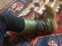 Woman boots el natura 38 eu
