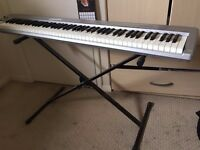 Midi Keyboard M audio 88es