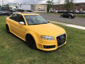 2008 Audi RS 4 4.2L  I NAVIGATION I NO ACCIDENT