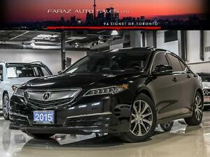 2015 Acura TLX TECH|NAVI|BLINDSPOT|LANE KEEP|FULLY LOADED