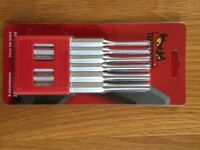 Teng Tools - 3 to 8mm Punch set