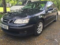 55 Plate- Saab 9-3 1.9 TiD - Warranted Low Miles - Cambelt done - 12 Months MOT